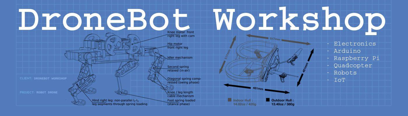 DrobeBot Workshop