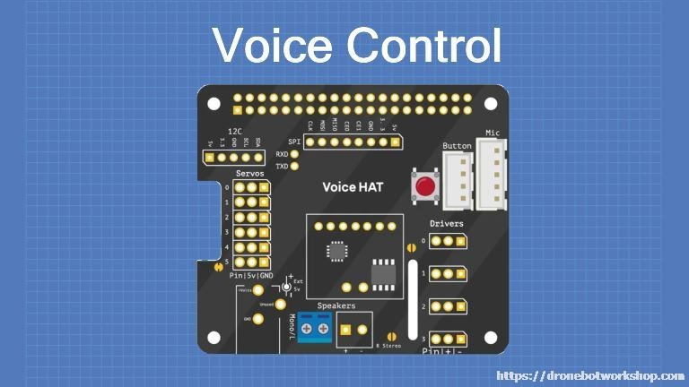hacking the aiy voice kit 2 \u2013 voice control dronebot workshopPart 2 Creating A Library For The Integrated Circuit Youtube #11